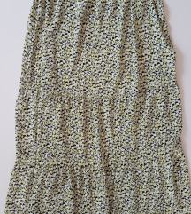 Suknja s volanima