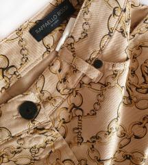 RAFFAELLO ROSSI dizajnerska traper suknja