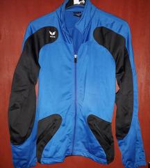 Plava sportska jakna