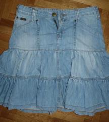 Traper suknja LEE jeans