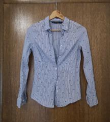Strukirana košulja, Zara