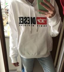 DIESEL original Majica s kapuljacom S (s etiketom)