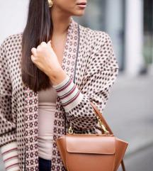 Zara pleteni knit kaftan boho