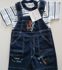 NOVO 12 18 mjeseci majica i tregerice s etiketom