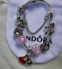 Pandora narukvica, Disney, nova