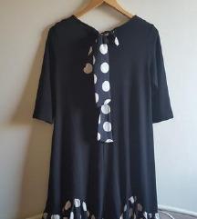 🖤 KUKY DESIGN MIDI haljina M/38