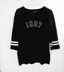 🌞 Pull&Bear sportska retro majica M