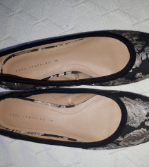 Zara trafaluc cipele balerinke