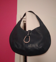 Tamnoplava mala torbica