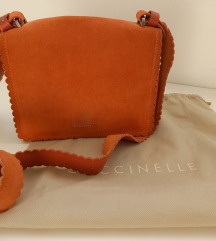 Coccinelle narančasta torba