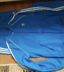 Adidas plavi komplet