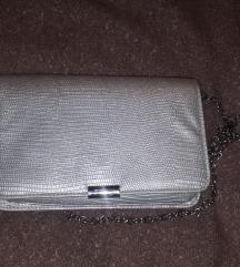 Carpisa srebrna torbica