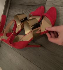 Štikle sandale