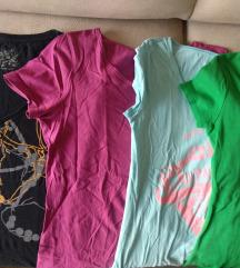 LOT pamucnih majica, pt u cijeni!