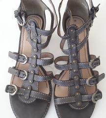 %% NOVE s.Oliver kožne sandale