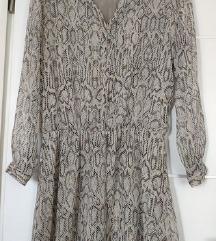 Mango snake print haljina - SNIŽENO NA 150 kn