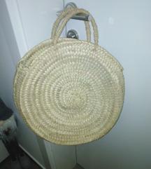 Ceker pletena torba