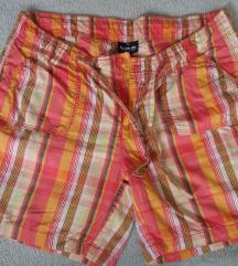 Karirane hlačice