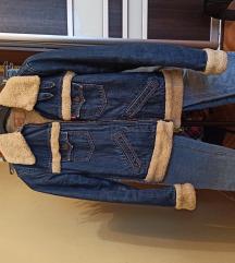 Vintage Levis traper jakna