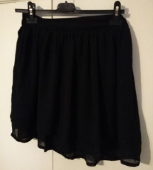 Crna Skater suknja 36