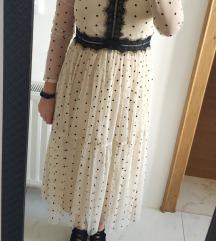 Asos haljina na točkice