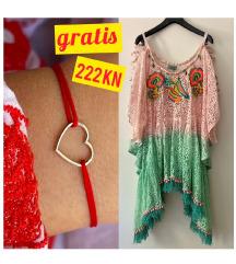 -71 %❗️Boho haljina + GRATIS narukvica (222 kn)