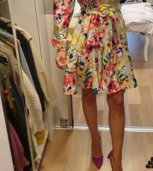 %%% Asos nova floral haljina