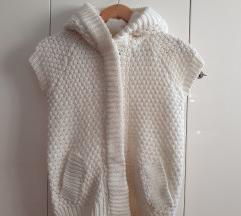 ZARA topli džemper/prsluk