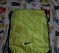 Neon zeleni ruksak  Nike