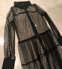 nova like zara haljina na tockice