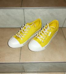 NOVO Walkmaxx žute platnene tenisice / starke 40