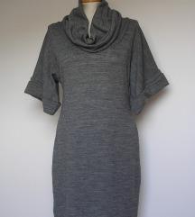 Promod nova siva haljina tunika