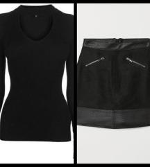 LOT choker vesta i suknja (pt uključena)