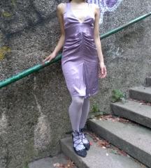 Patrizia Pepe svilena haljina