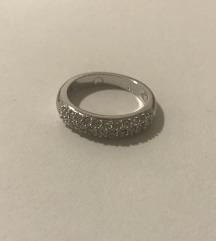 swarovski prsten, 52