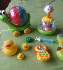 Didaktičke igračke za bebe, kao nove
