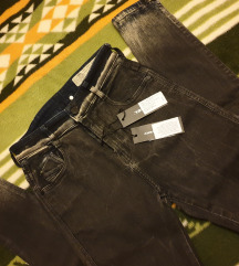 Diesel Slandy high waist  24/32 novo! %500%