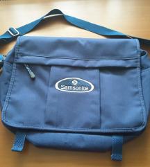 Samsonite, plava torba
