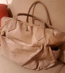 Vivienne Westwood velika kožna torba