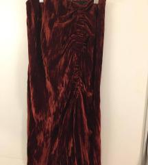 Plišana suknja Zara