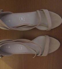 Sandale roza br.39