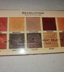 Paleta sjenila Revolution Beauty