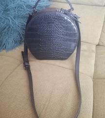 Velika crna kroko torba