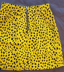 Mini suknja NOVO!
