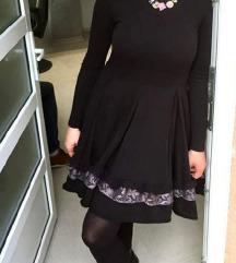 Donnel haljina s čipkom