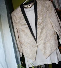 Bijelo zlatni sako