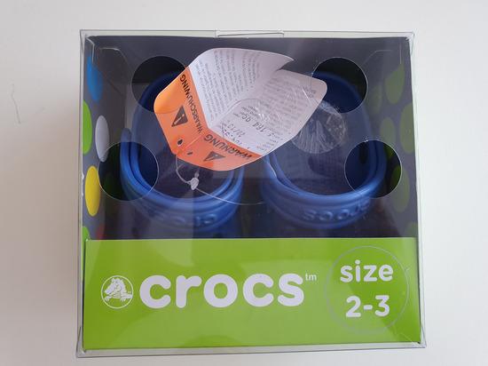Crocs original za bebu