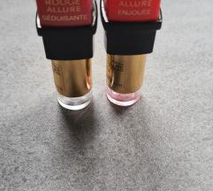LOT Chanel Rouge Allure