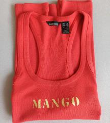 Mango majica bez rukava
