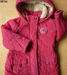 C&A zimska jakna, toplo potstavljena, 2-3 g. 98